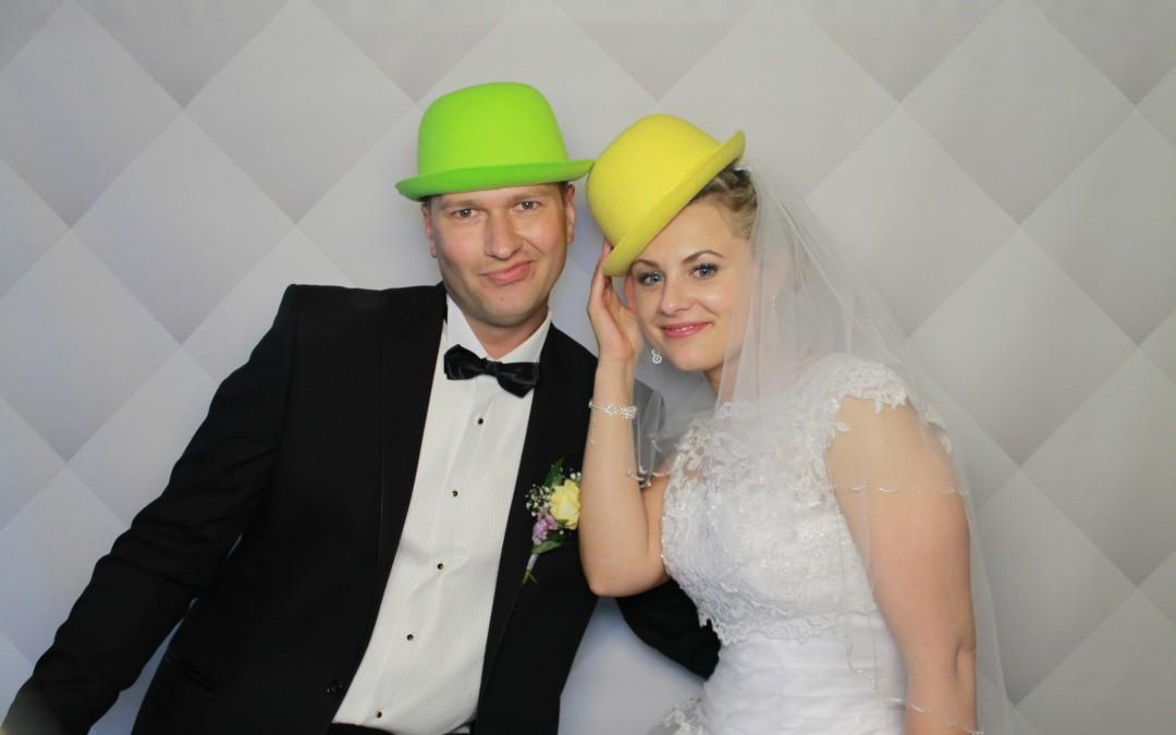 Zabezpieczony: Park Hotel Rzepin Fotobudka wesele  Iwona i Wojtek