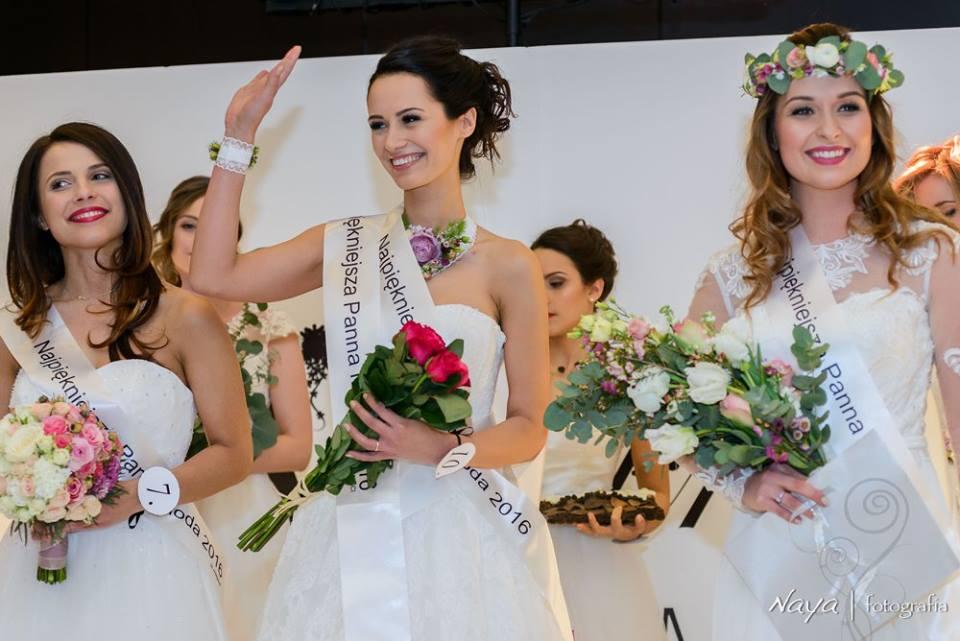 Finał konkursu Najpiękniejsza Panna Młoda 2016 Poznań