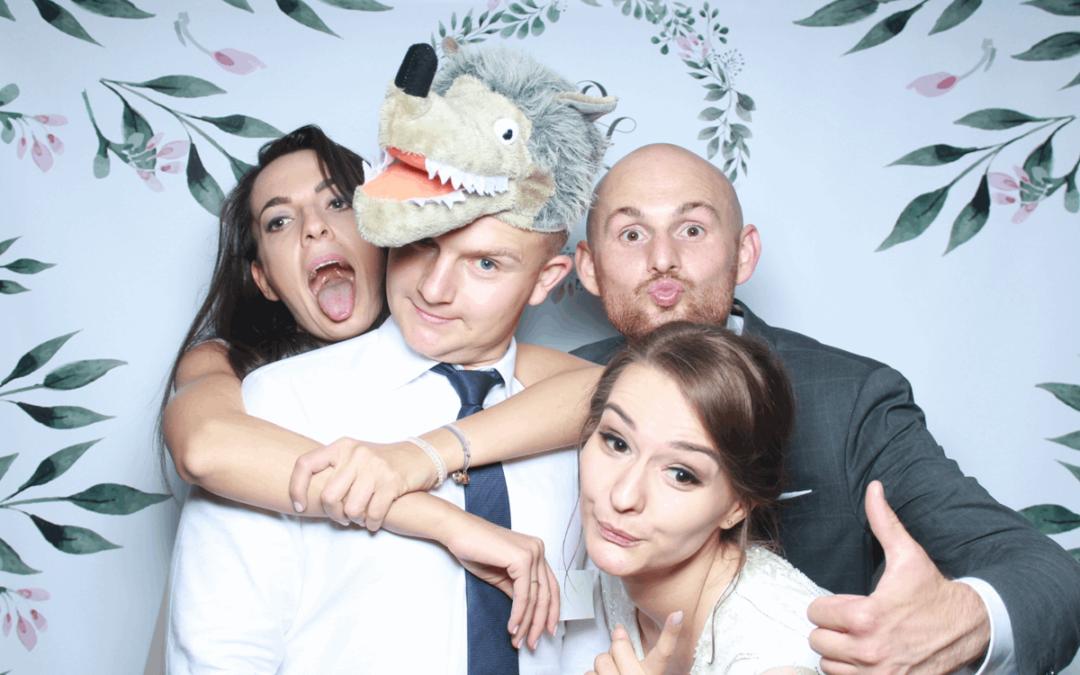 Fotobudka w Opalenicy na weselu w Remesie