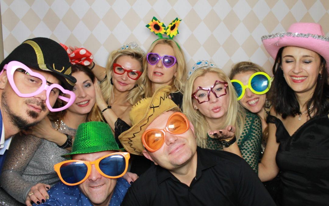 Andrzejki w Środzie Wielkopolskiej Almarco Hotel Fotobudka