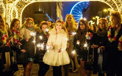 10 pomysłów na wieczór panieński zima